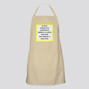 quality joke Apron